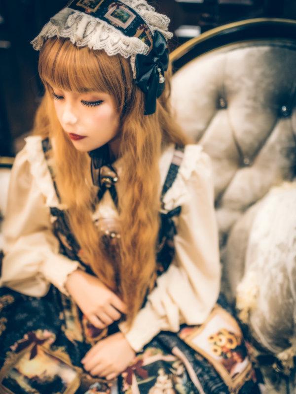 YELL雁雁子's 「Lolita」themed photo (2018/02/19)