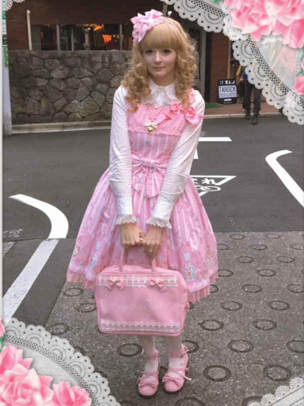 bubblegumribbon's 「Angelic pretty」themed photo (2016/10/27)