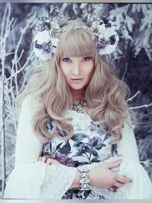 是Alexandra Dorothea以「Lolita fashion」为主题投稿的照片(2018/02/19)