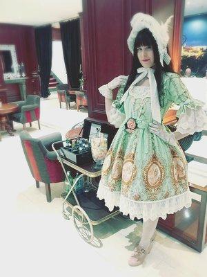 YamiSwanの「Lolita」をテーマにしたコーディネート(2018/02/20)