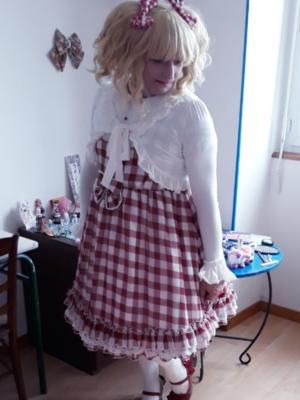 Anaïsseの「Classic Lolita」をテーマにしたコーディネート(2018/02/20)
