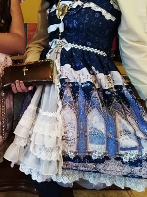 Aurora Borealis's 「Lolita」themed photo (2018/02/20)