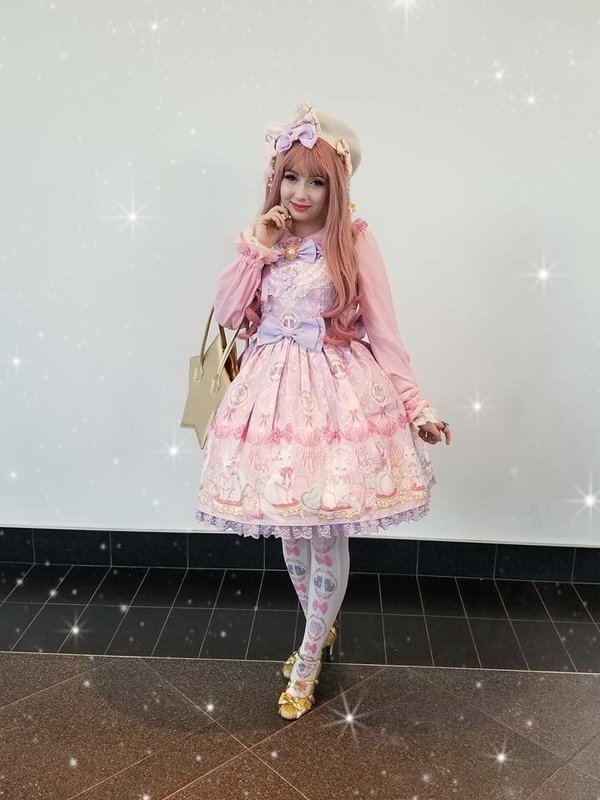 是Nanichi以「Angelic pretty」为主题投稿的照片(2018/02/20)