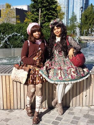 Charlotterose88's 「Lolita fashion」themed photo (2018/02/20)