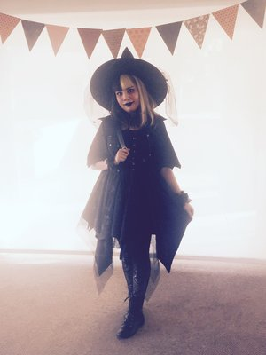 doitforthefrill の「Halloween」をテーマにしたコーディネート(2016/10/30)