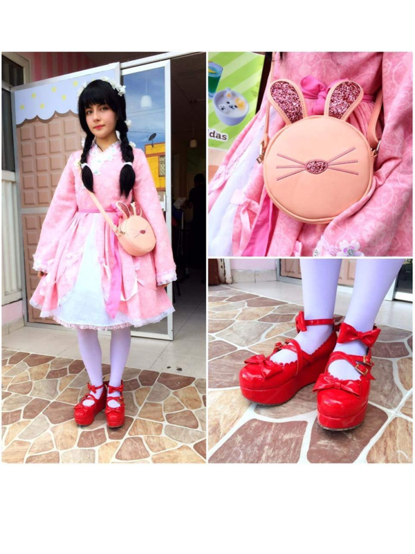 Mawa ✧'s 「Lolita」themed photo (2018/02/22)