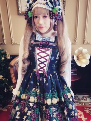 Aricy Mist 艾莉鵝の「Lolita」をテーマにしたコーディネート(2018/02/22)