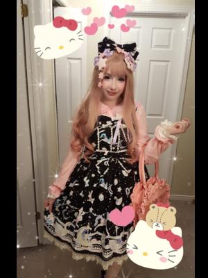 是Nanichi以「Angelic pretty」为主题投稿的照片(2018/02/22)