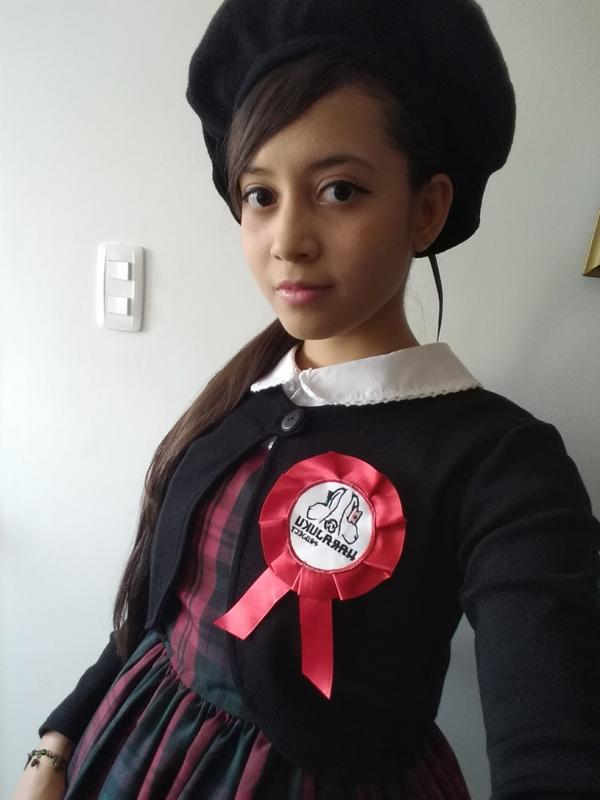 Yulitza.p's 「#lolita fashion」themed photo (2018/02/22)