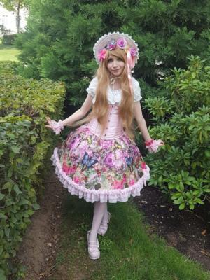 Mew Fairydollの「Sweet Classic Lolita」をテーマにしたコーディネート(2018/02/22)