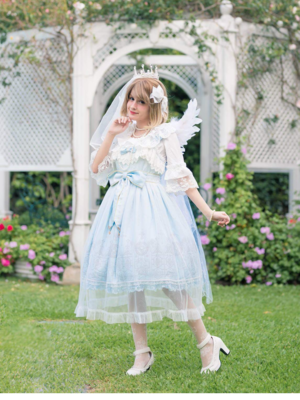 Lula's 「Sweet lolita」themed photo (2018/02/22)