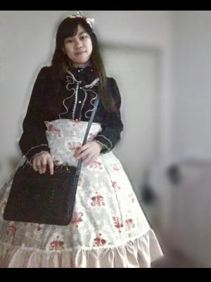 Tanya E.の「Classic Lolita」をテーマにしたコーディネート(2018/02/23)