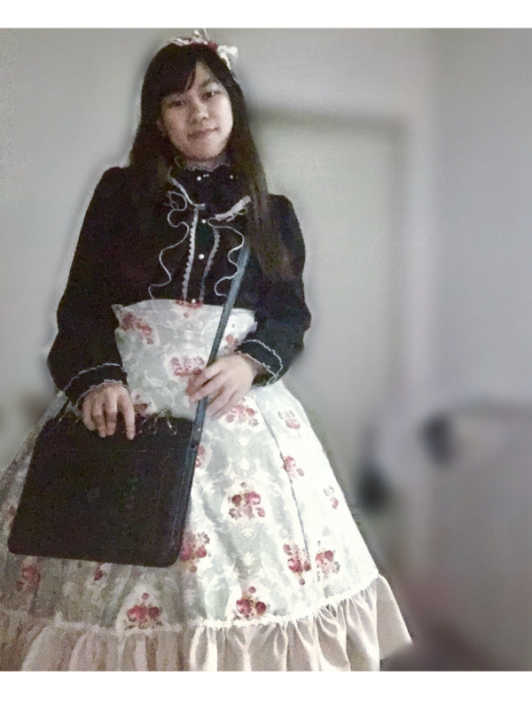 Tanya E.'s 「Classic Lolita」themed photo (2018/02/23)