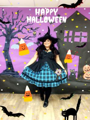 Kittykatsable 's 「Gothic Lolita」themed photo (2018/02/23)