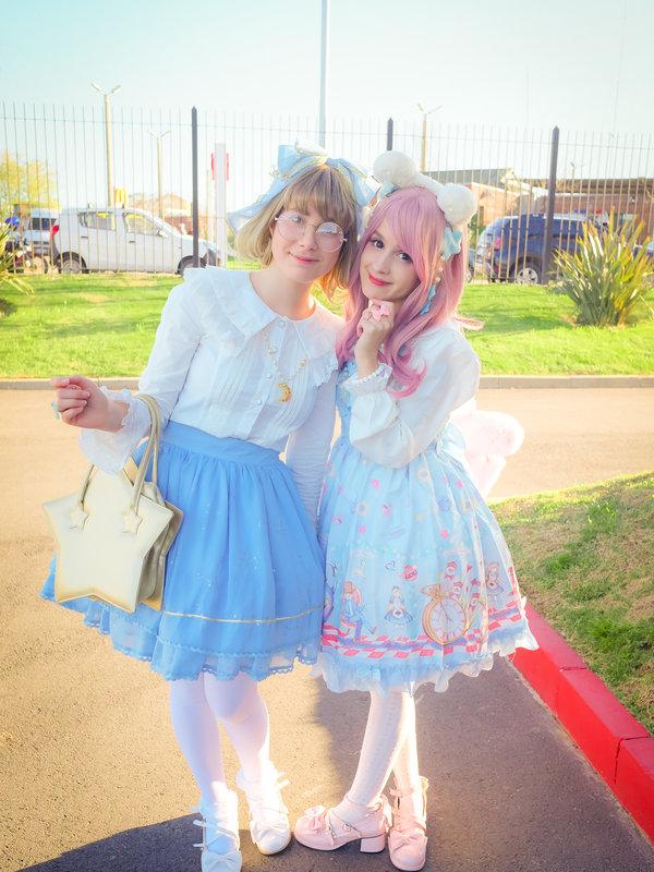 Hime Bunnyの「Lolita」をテーマにしたコーディネート(2018/02/23)