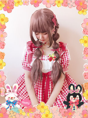 Aoi's 「Angelic pretty」themed photo (2018/02/23)