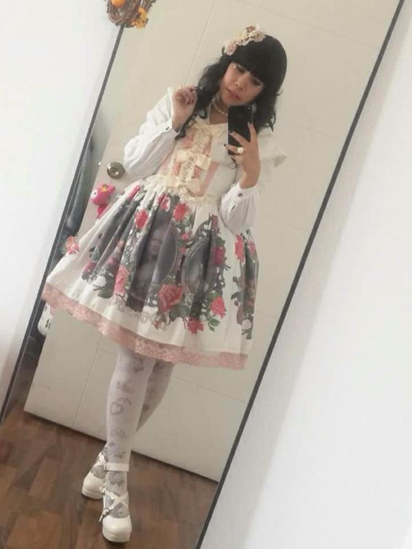 Moon Bastet's 「Lolita」themed photo (2018/02/24)
