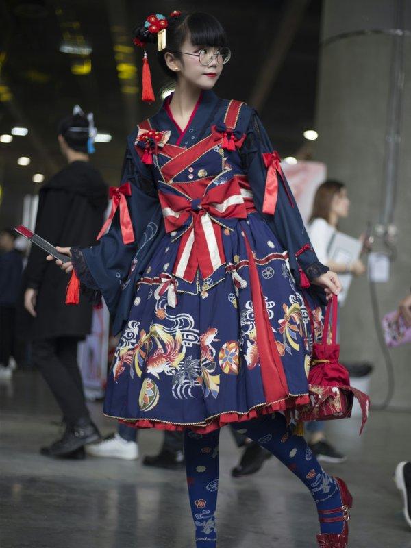 YELL雁雁子's 「Lolita fashion」themed photo (2018/02/25)