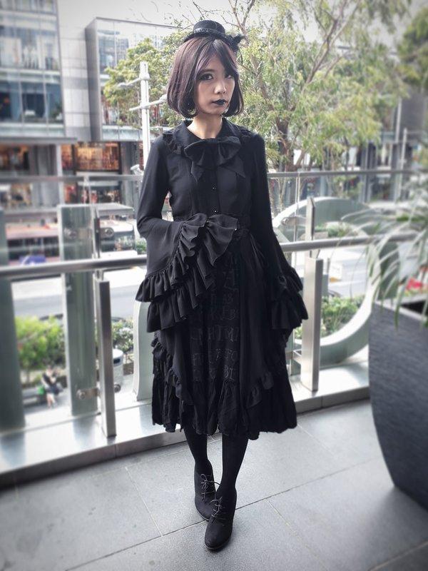 是Xiao Yu以「Goth」为主题投稿的照片(2018/02/26)