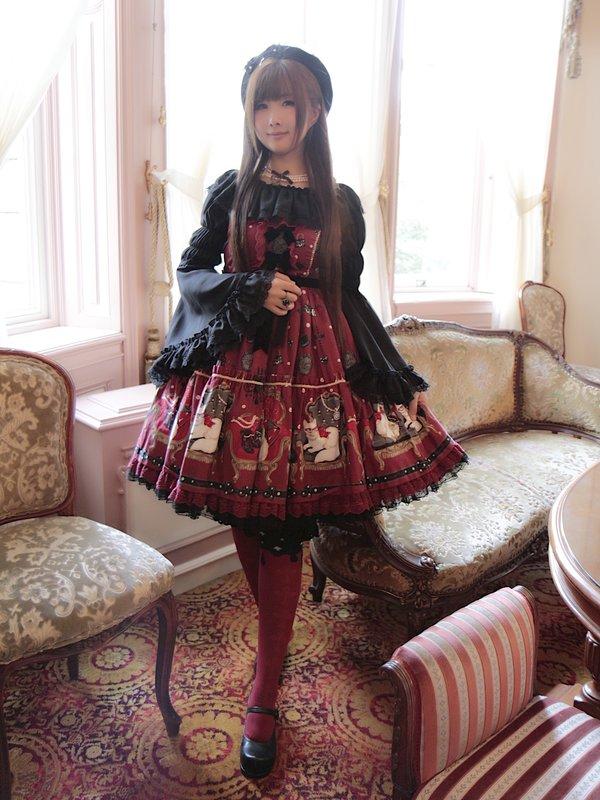 是mareka@まれか(୨୧•͈ᴗ•͈)◞以「Angelic pretty」为主题投稿的照片(2016/11/01)