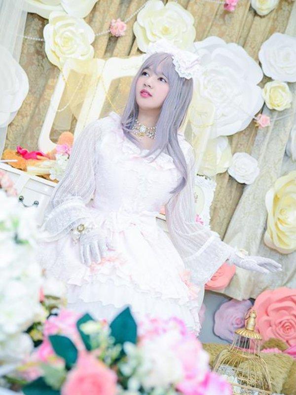 是林柔萱以「Sweet lolita」为主题投稿的照片(2018/02/26)