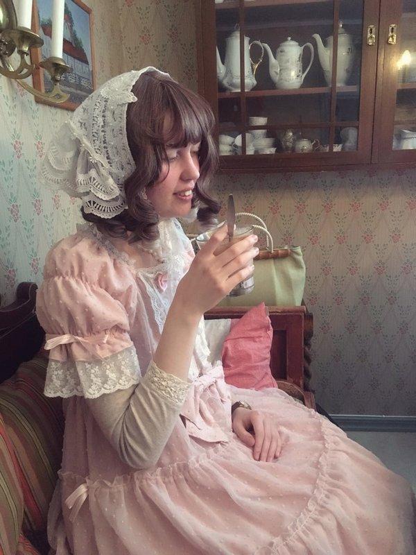 是Sophia Magdalene以「Classic Lolita」为主题投稿的照片(2018/02/27)
