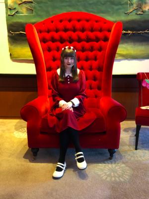 Grace St Johnの「Lolita」をテーマにしたコーディネート(2018/02/27)