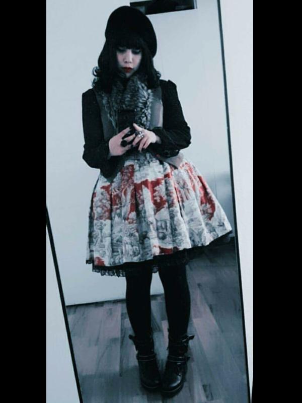 Moon Bastetの「Lolita」をテーマにしたコーディネート(2018/02/27)