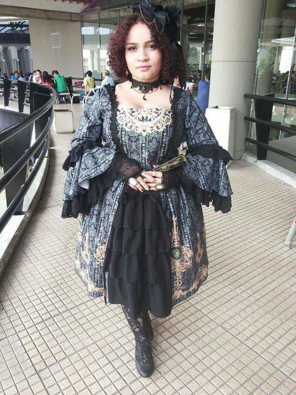 是💖 Snow Candy 💖以「Classic Lolita」为主题投稿的照片(2018/02/28)