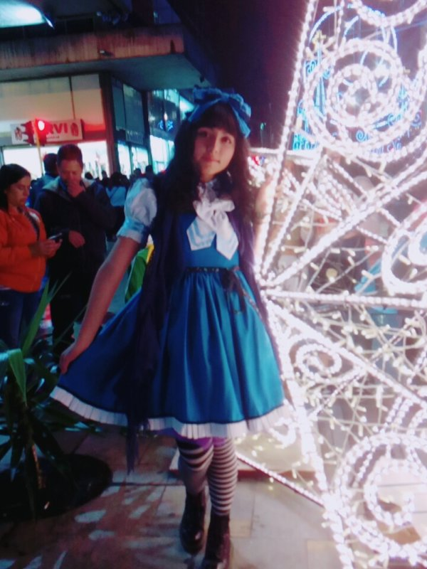 是Nati Azul以「Lolita」为主题投稿的照片(2018/02/28)