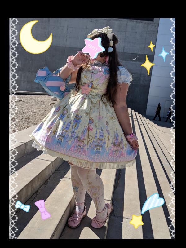 是Happy_Tomato以「Angelic pretty」为主题投稿的照片(2018/02/28)