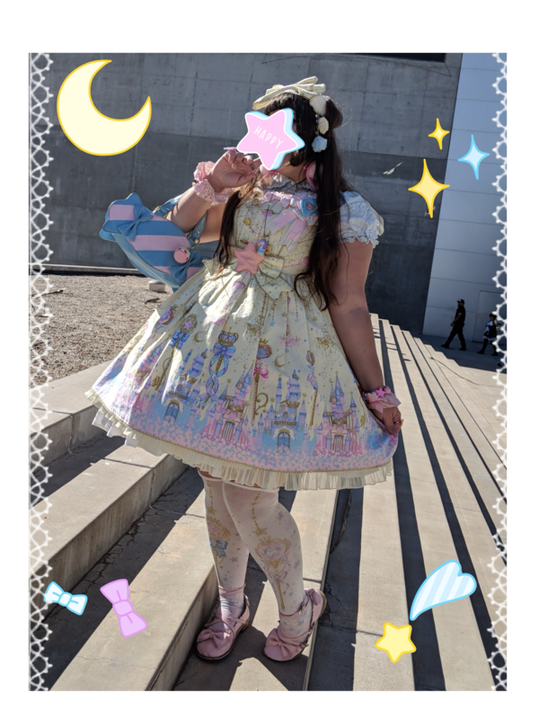 Happy_Tomato's 「Angelic pretty」themed photo (2018/02/28)