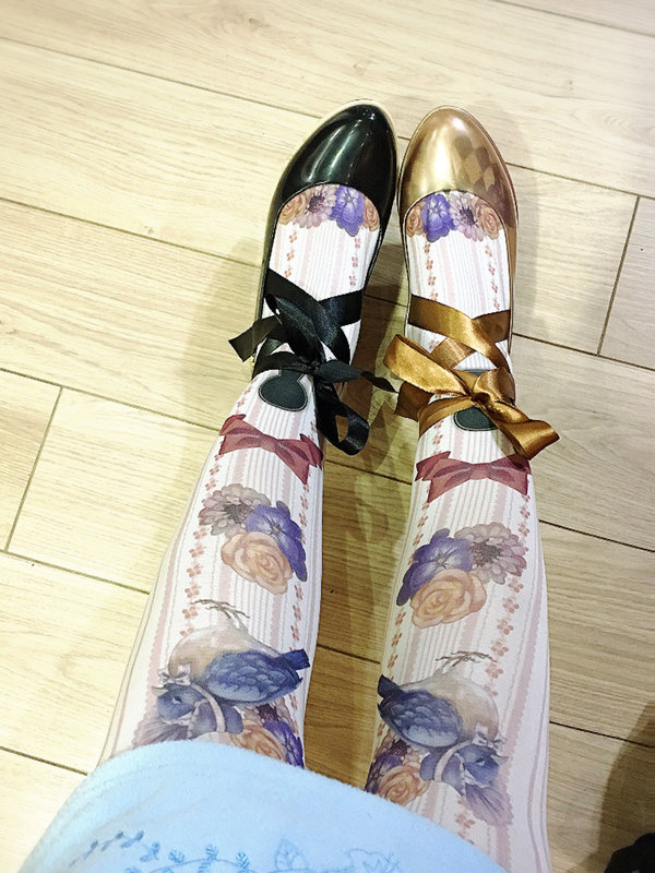 是Ting Mei Chen以「Shoes」为主题投稿的照片(2018/03/01)
