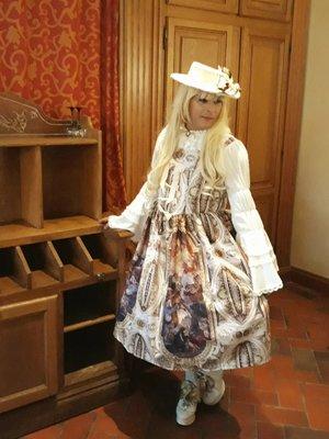 Anaïsseの「Classic Lolita」をテーマにしたコーディネート(2018/03/01)