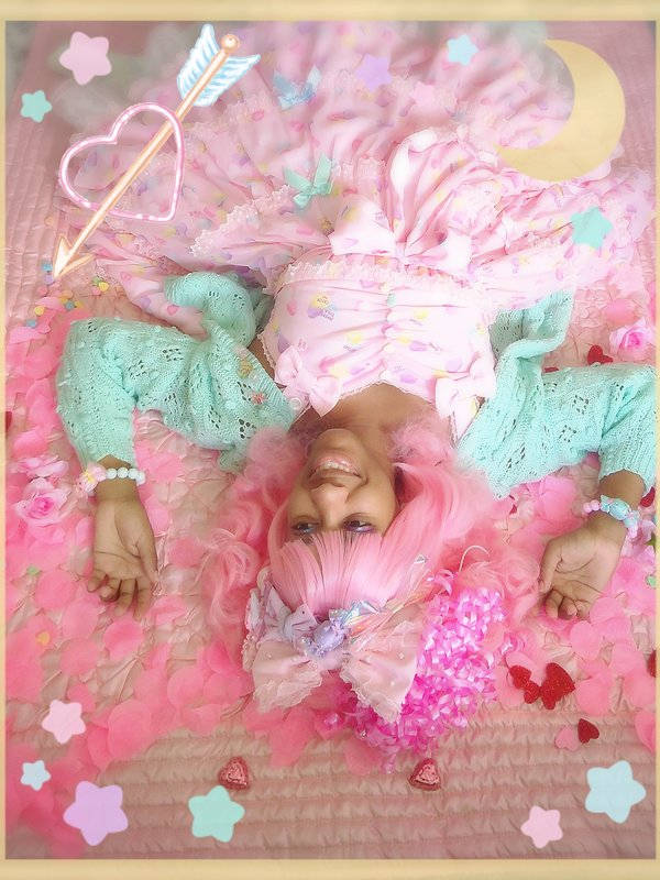 是The Kawaii Nurse以「Angelic pretty」为主题投稿的照片(2018/03/01)