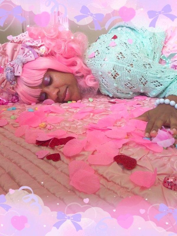 The Kawaii Nurse's 「Angelic pretty」themed photo (2018/03/01)