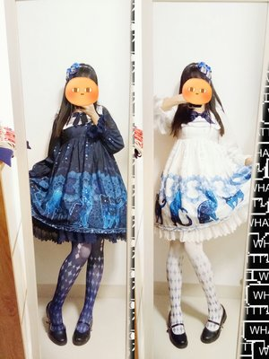 是今天阿吉向暗恋的太太表白了吗以「Lolita」为主题投稿的照片(2018/03/01)