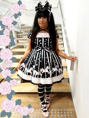 Ana Carolina Kusukiの「Angelic pretty」をテーマにしたコーディネート(2018/03/02)