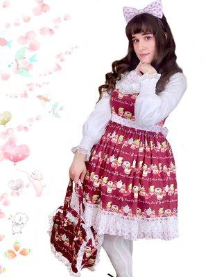 Kay DeAngelisの「Lolita」をテーマにしたファッションです。(2018/03/02)