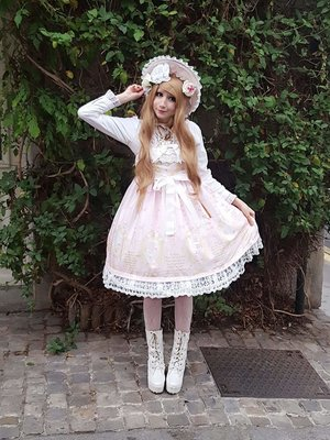 Mew Fairydoll's 「Sweet Classic Lolita」themed photo (2018/03/02)