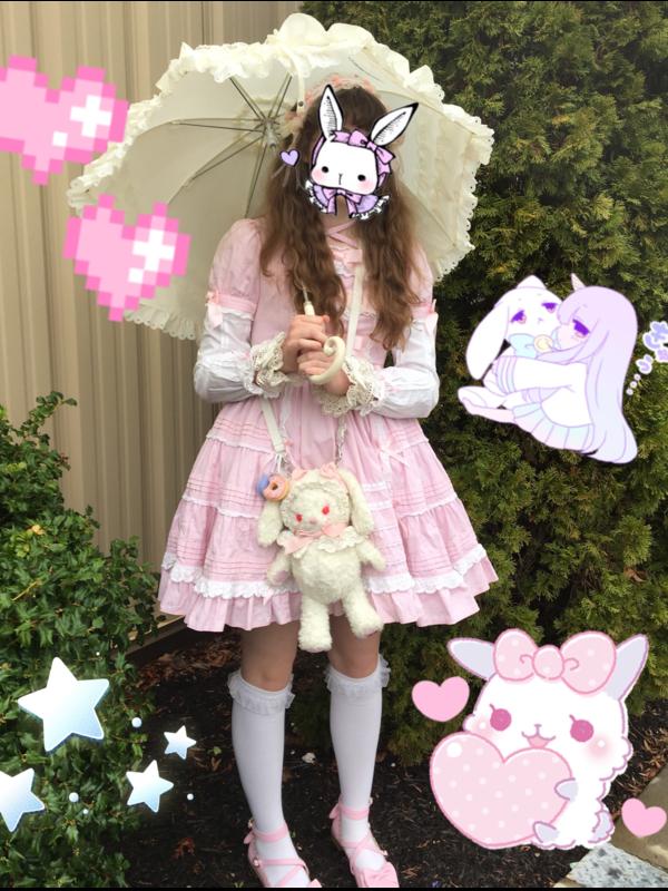 Frillsforlifeの「Lolita」をテーマにしたコーディネート(2018/03/02)