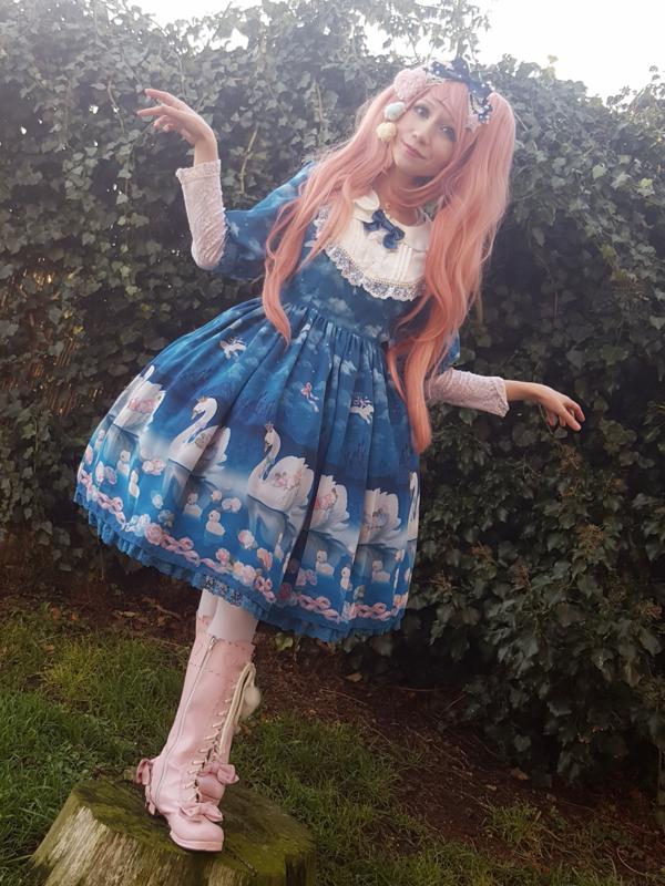 是Mew Fairydoll以「Sweet lolita」为主题投稿的照片(2018/03/03)
