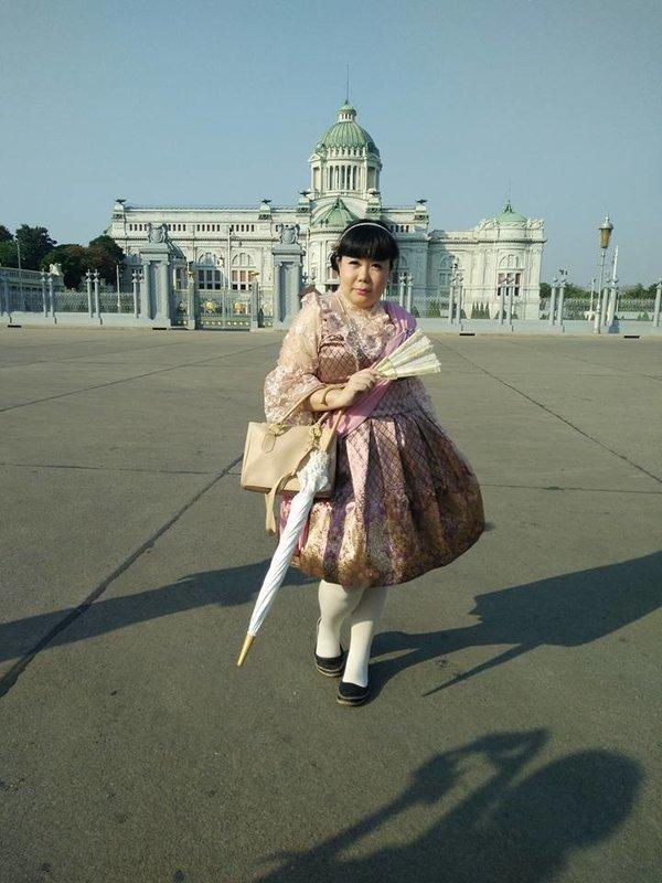 Taiyou Hikari's 「Lolita」themed photo (2018/03/03)