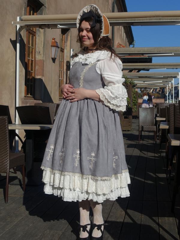 是Lusty Majo以「Classic Lolita」为主题投稿的照片(2018/03/03)