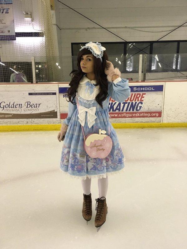 MintBerrieCrunch's 「Angelic pretty」themed photo (2018/03/04)