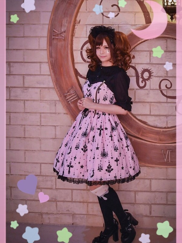 Mari@まり(☆∀☆)'s 「Angelic pretty」themed photo (2016/11/05)