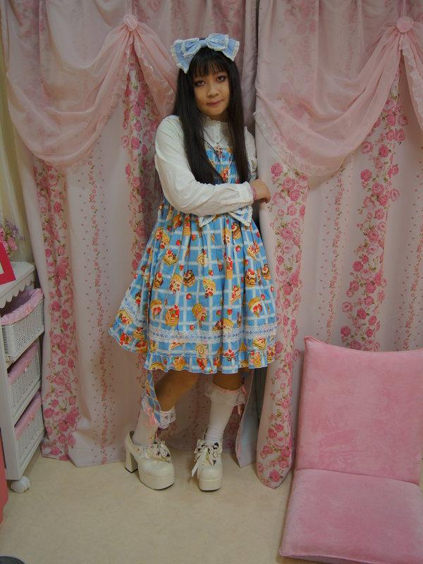 Yoshiko♪よしこ's 「Lolita」themed photo (2018/03/04)
