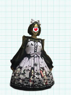 EcoMidair's 「Sweet lolita」themed photo (2018/03/04)