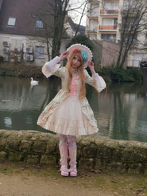 Mew Fairydollの「Classal Lolita」をテーマにしたコーディネート(2018/03/04)