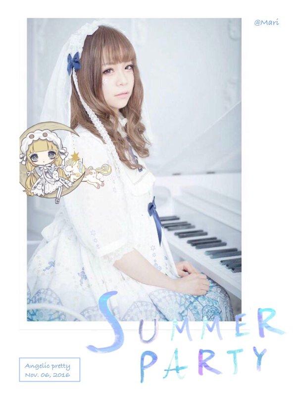 Mari@まり(☆∀☆)の「Angelic pretty」をテーマにしたコーディネート(2016/11/06)